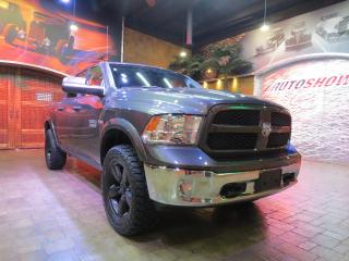 Used 2017 RAM 1500 Outdoorsman - PRISTINE, UPGRADED, LOW K!! for sale in Winnipeg, MB