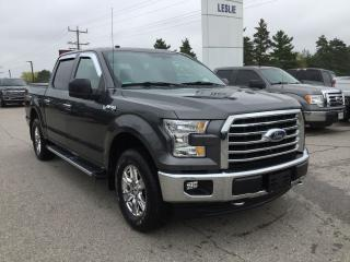Used 2017 Ford F-150 XLT | 4X4 | Accident Free | Rear View Camera for sale in Harriston, ON