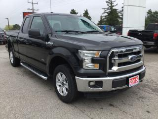 Used 2015 Ford F-150 XLT | 4X4 | Trailer Tow Package for sale in Harriston, ON