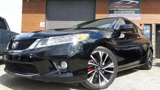 Used 2013 Honda Accord EX-L cuir,toit ouvrant,navigation et++++ for sale in St-Henri-de-Levis, QC