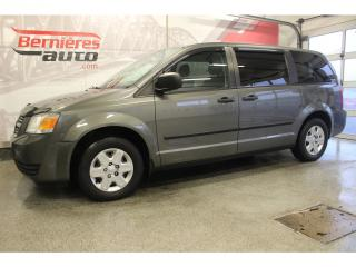 Used 2010 Dodge Grand Caravan SE for sale in Lévis, QC