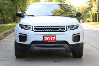 Used 2017 Land Rover Range Rover Evoque HSE for sale in Brampton, ON