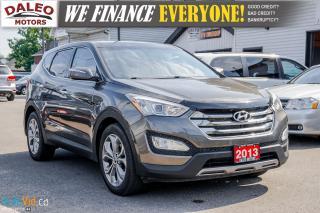 Used 2013 Hyundai Santa Fe SE | AWD | LEATHER | HEATED SEATS |  PANORAMA ROOF for sale in Hamilton, ON