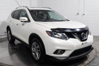 Used 2015 Nissan Rogue SL TECH PACK AWD CUIR TOIT PANO NAV for sale in St-Hubert, QC