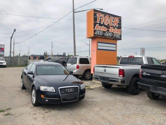 2008 Audi A6 3.2L**ONLY 182KMS**NO START**ENGINE PROBLEM*AS IS