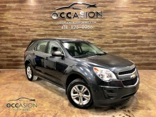 Used 2011 Chevrolet Equinox Traction intégrale, 4 portes LS for sale in Ste-Brigitte-de-Laval, QC