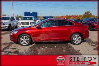 Used 2013 Volvo S60 Berline 4 portes T5 traction intégrale for sale in Ste-Foy, QC