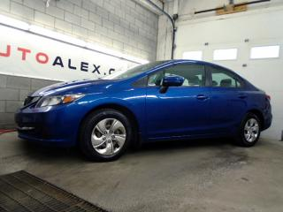 Used 2014 Honda Civic LX AUTOMATIQUE A/C SIÉGES CHAUFFANTS CRUISE for sale in St-Eustache, QC