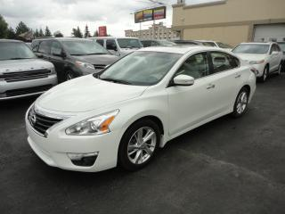 Used 2015 Nissan Altima SL Cuir Toit Navi Bluetooth Camera for sale in Laval, QC