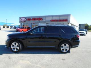 Used 2015 Dodge Durango Limited for sale in Owen Sound, ON