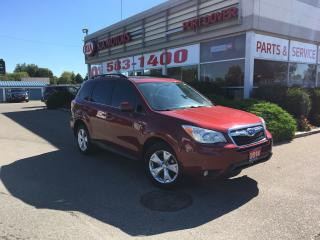 Used 2014 Subaru Forester i Touring for sale in Port Dover, ON