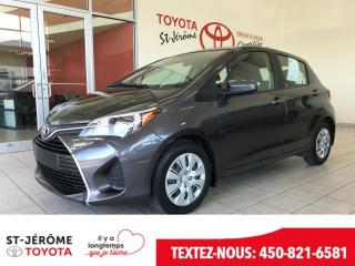 Used 2016 Toyota Yaris * GR ELECT * AIR * 26 000 KMS * for sale in Mirabel, QC