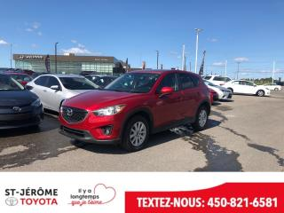 Used 2014 Mazda CX-5 * GS * TOIT * MAGS * AUTOMATIQUE * for sale in Mirabel, QC