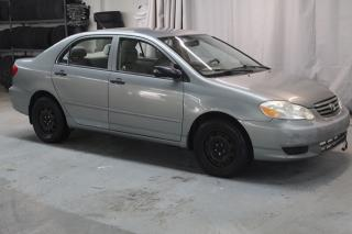 Used 2004 Toyota Corolla CE for sale in St-Constant, QC