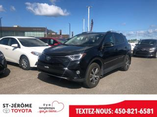 Used 2016 Toyota RAV4 * XLE * AWD * TOIT * MAGS * DÉMARREUR for sale in Mirabel, QC