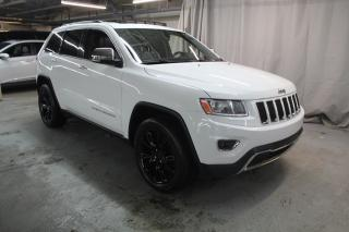 Used 2015 Jeep Grand Cherokee LIMITED (TOIT,MAGS,CUIR) for sale in St-Constant, QC