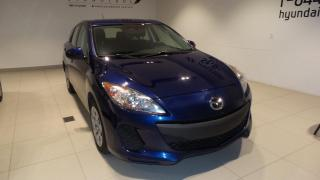 Used 2012 Mazda MAZDA3 Hayon 4 portes Sport, boîte manuelle, GX for sale in St-Raymond, QC