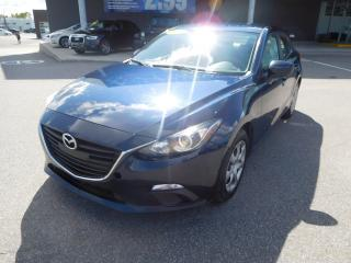Used 2014 Mazda MAZDA3 GX-SKY,A/C,BANC CHAUFF, VITRE MIRROIR ÉLECT for sale in Mirabel, QC
