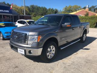 Used 2012 Ford F-150 XLT for sale in Flesherton, ON