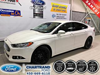 Used 2016 Ford Fusion Berline 4 portes SE traction avant for sale in Laval, QC