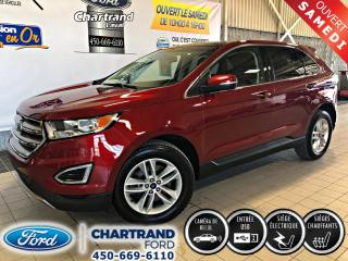 Used 2016 Ford Edge 4 portes SEL, Traction intégrale for sale in Laval, QC