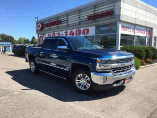 Used 2018 Chevrolet Silverado 1500 LTZ for sale in Port Dover, ON