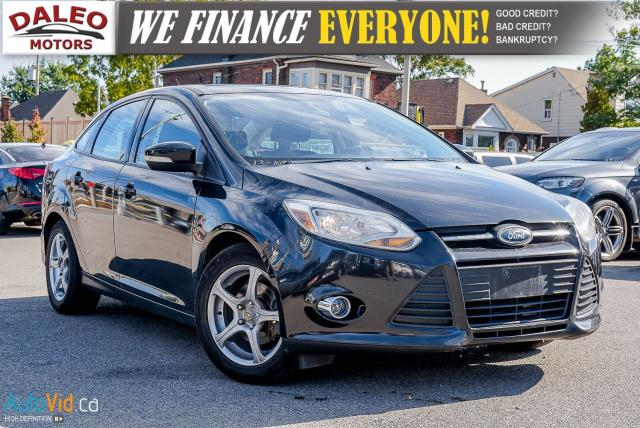 2013 Ford Focus SE | HEATED SEATS | POWER MOON ROOF |