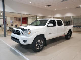 Used 2015 Toyota Tacoma 4 RM, cabine double, V6,AUTO, TRD sport for sale in Beauport, QC
