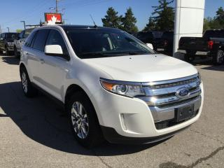 Used 2011 Ford Edge Limited | AWD | Panoramic Roof for sale in Harriston, ON