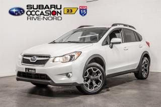 Used 2015 Subaru XV Crosstrek Touring MAGS+CAM.RECUL+SIEGES.CHAUFFANTS for sale in Boisbriand, QC