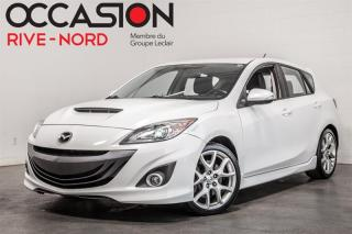 Used 2012 Mazda MAZDA3 Mazdaspeed3 MAGS+BLUETOOTH+SIEGES.CHAUFFANTS for sale in Boisbriand, QC