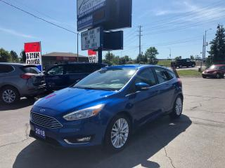 Used 2018 Ford Focus Titanium for sale in Brantford, ON