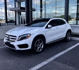 Used 2016 Mercedes-Benz GLA GLA 250 4 portes 4MATIC for sale in Trois-Rivières, QC