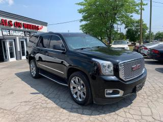 Used 2015 GMC Yukon Denali for sale in Oakville, ON