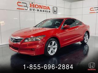 Used 2012 Honda Accord Honda Accord EX-L **CECI EST UN 2011** for sale in St-Basile-le-Grand, QC