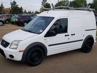 Used 2012 Ford Transit Connect XLT; CARGO VAN, CAGE, CRUISE CONTROL AND MORE for sale in Edmonton, AB