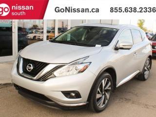 Used 2017 Nissan Murano PLATINUM BACK UP CAMERA HEATED SEATS SUNROOF for sale in Edmonton, AB