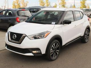 Used 2019 Nissan Kicks SR PUSH START BACK UP CAMERA for sale in Edmonton, AB