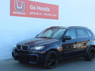 Used 2012 BMW X5 M X5 M, TWIN TURBO for sale in Edmonton, AB