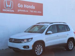 Used 2014 Volkswagen Tiguan Comfortline 4dr AWD 4MOTION for sale in Edmonton, AB