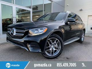 Used 2017 Mercedes-Benz GL-Class GLC 300 AWD NAV PANO ROOF for sale in Edmonton, AB