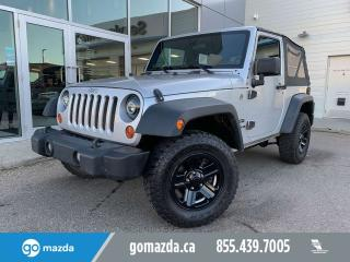 Used 2012 Jeep Wrangler Spor for sale in Edmonton, AB