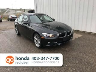 Used 2015 BMW 3 Series 320i xDrive AWD Sunroof Back Up Cam for sale in Red Deer, AB