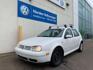 Used 2007 Volkswagen City Golf 2.0L AUTO HATCHBACK - PWR PKG for sale in Edmonton, AB
