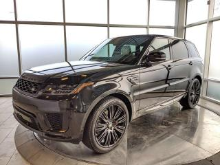 Used 2020 Land Rover Range Rover Sport Autobiography Dynamic for sale in Edmonton, AB