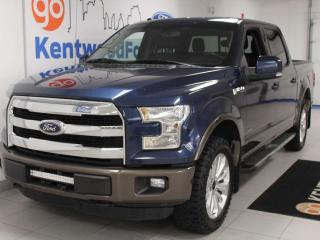 Used 2016 Ford F-150 Lariat for sale in Edmonton, AB