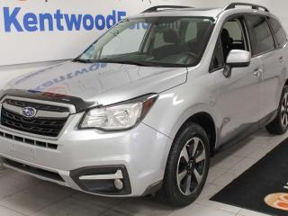 Used 2017 Subaru Forester i Touring AWD pzev with sunroof, heated power seats, power liftgate for sale in Edmonton, AB