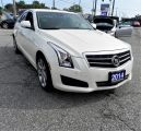 Photo of White 2014 Cadillac ATS
