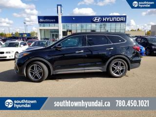 Used 2017 Hyundai Santa Fe XL ULTIMATE/AWD/BLIND SPOT/LANE ASSIST for sale in Edmonton, AB