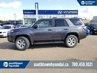 Used 2019 Toyota 4Runner SR5/4WD/BACK UP CAM/NAVI/HEATED SEATS for sale in Edmonton, AB